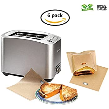 how to use sandwich toaster bags