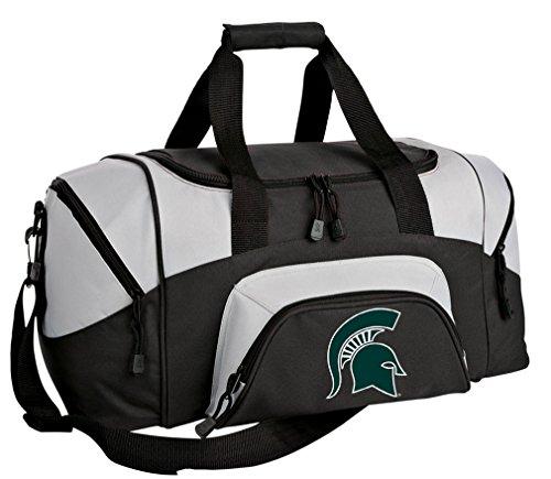 Broad Bay Small Michigan State Duffel Bag Michigan State University Gym Bags or -