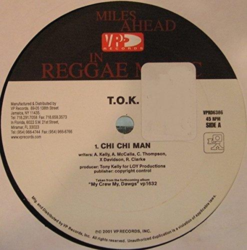Vinilo : T.O.K. - Chi Chi Man (12 Inch Single)
