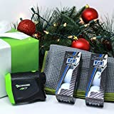 Precision Pro Golf - NX7 Golf Range Finder- Holiday Bundle - Includes Rangefinder, 6 Srixon Q-Star Tour Golf Balls and Golf Towel