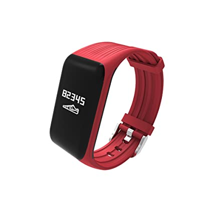 Amazon.com: Smart Bracelet K1Bluetooth Smart Watch Camera ...