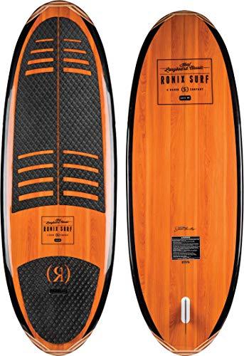 Ronix Koal Classic Longboard - Cherry Wood/Black - 5'4