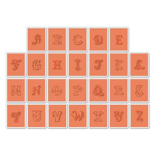 Mono Alphabet - 5