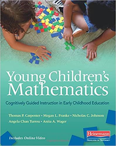 Amazoncom Young Childrens Mathematics Cognitively Guided