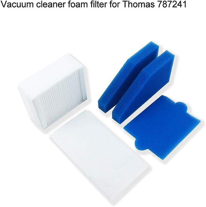 Blusea Filtro purificador de Aire Accesorios para aspiradoras para ...