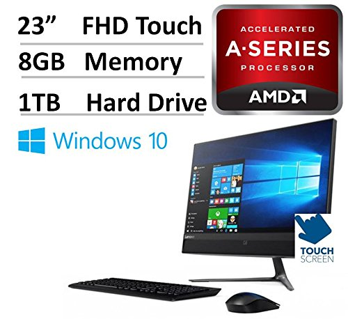 "Flagship Lenovo Ideacentre 23"" Full HD All-in-One Borderl..."