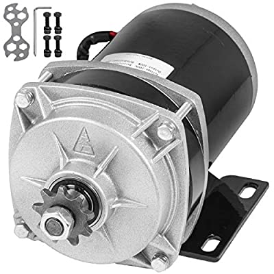 Mophorn Gear Reduction Electric Motor