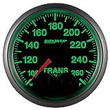 Auto Meter 5658 Elite Series Transmission Temperature Gauge