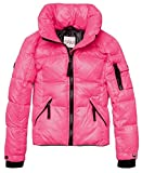 SAM. New York Girls Freestyle Down Puffer Pink Flamingo Jacket 2T
