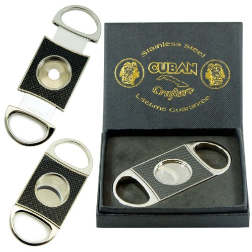 Silver Cigar Cutter ()