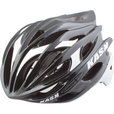Kask Mojito Helmet Orange Fluo, L