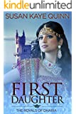 First Daughter (The Royals of Dharia, Book Three)