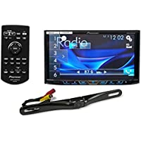 Pioneer AVH-X4800BS 2-Din 7 DVD/CD/MP3 Car Monitor/Receiver+Camera AVHX4800BS