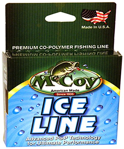 Mccoy Fishing Ice Fishing Line, 125-Yard/4-Pound Review