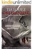 One Immortal (Derek & Melissa): A Vampire Romance (One to Hold)