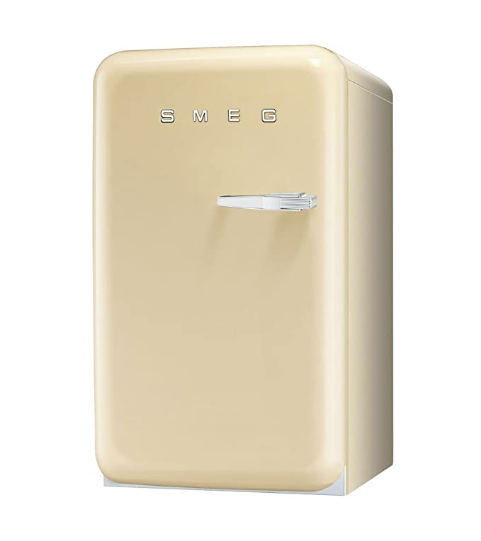 Smeg FAB10LP - Nevera combi (Independiente, Cream, Left, 114 L ...