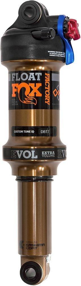 2018 Fox Shox Float DPS 3-Pos Lever w/ Adj EVOL Factory Rear Shock-7.5 x 2.0-LV