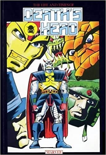 The Life and Times of Death's Head by Simon Furman (1990-10-28)