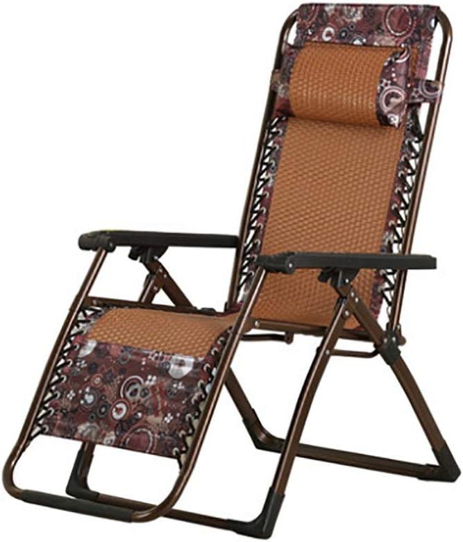 LXYFMS Sedia Pieghevole reclinabile Sedia da Ufficio in