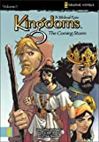 img - for Kingdoms: A Biblical Epic, Vol. 1 - The Coming Storm (v. 1) book / textbook / text book