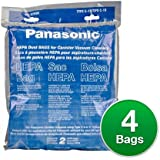Panasonic Genuine Vacuum Bag For MC-V295H / Style C-19 (2 Pack)