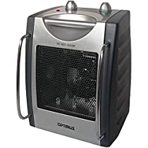 OPTIMUS H-3015 Portable Utility Heater with Thermostat - THREE YEAR Warranty