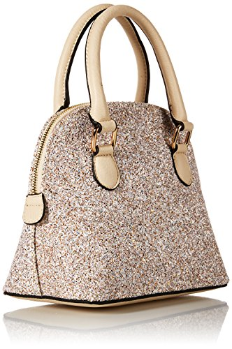 56121386fba Aldo Cormak Satchel Bag, Gold: Handbags: Amazon.com