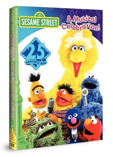 Sesame Street: 25th Birthday: Musical Celebration