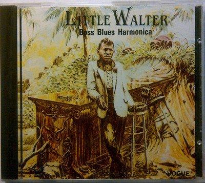 Little Walter Boss Blues Harmonica