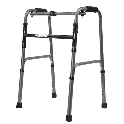 Accesorios para andadores con ruedas Walker Plegable Walker ...