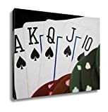 Ashley Canvas, Poker Night, Home Decoration Office, Ready to Hang, 20x25, AG6427507