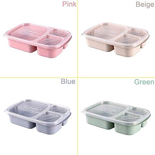 AMWFFCJ - Caja para guardar alimentos en el microondas (1 unidad ...