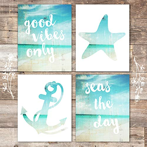 Beach Art Prints Vibes Unframed product image