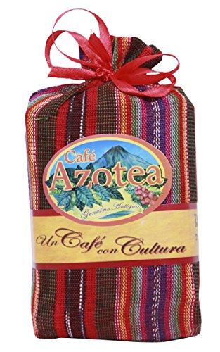 COFFEE GUATEMALA ANTIGUA Azotea Coffee | 14 ONZ. Whole Bean Ecological Gourmet Coffee | Single Origin Guatemala Coffee (Medium Roast)
