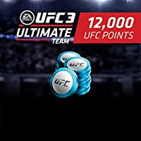 EA Sports UFC 3 - 12000 UFC Points - PS4 [Digital Code]