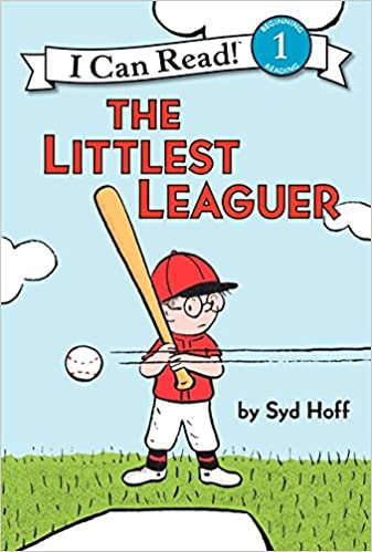 amazon the littlest leaguer i can read level 1 syd hoff self