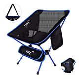 Best Backpacking Chairs - NiceC Ultralight Portable Folding Camping Backpacking Chair Compact Review