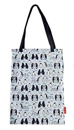 Selina-Jayne Pinguine Limitierte Auflage Designer Baumwolltasche (Tote Bag)