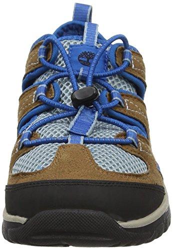 932 Enfant Blue Trail Zip Fishermanbrown Bout Brown Mixte Blue Timberland Fermé Sandales Bleu R7pwx8q
