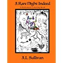 A Rare Night Indeed: Halloween Coloring Book