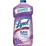 Lysol Power and Fresh All Purpose Cleaner, Lavender and Orchid, 40 oz