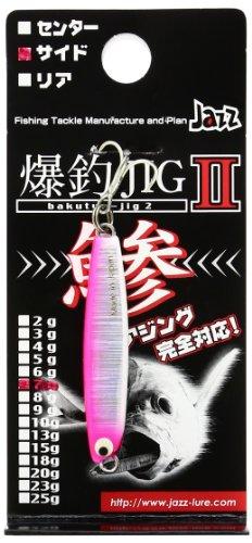 JAZZ(ジャズ) ルアー 爆釣JIG2 アジングSP 7g #011 ピンクバックの商品画像