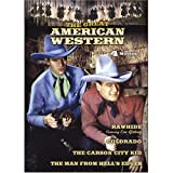 The Great American Western, Volume 27: Rawhide / Colorado / The Carson City Kid / Man From Hell's Edges