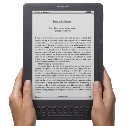 Kindle DX, Free 3G, 9.7