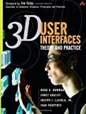 img - for 3D User Interfaces: Theory and Practice book / textbook / text book
