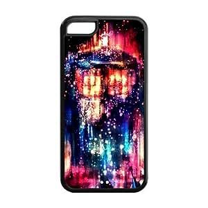 Custom Favorite Sci-Fi TV Show Unique Iphone 5C Protective Rubber cover