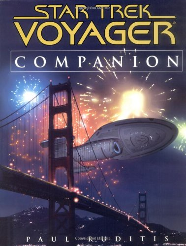Star Trek Voyager Companion by Brand: Star Trek