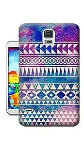 Pinellia Shop Colorful Pop Art TPU Hard Phone Case for Samsung Galaxy S5
