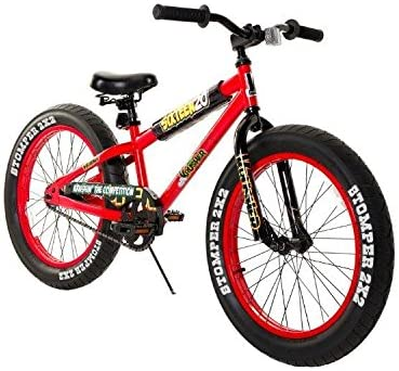 Dynacraft Krusher脂肪轮胎自行车