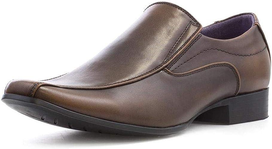 BECKETT Mens Brown Slip On Shoe - Size